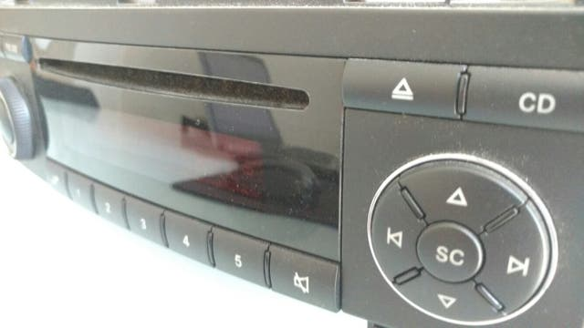 Ràdio CD Audio 5 Mercedes Clase A y B