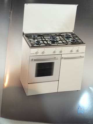 Cocina libre instalación PB5FGLUX.