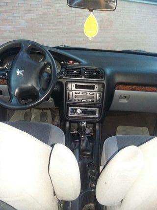 Peugeot-406 2. 0 gasolina