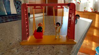 Playmobil columpio