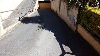 Parcela de garaje.