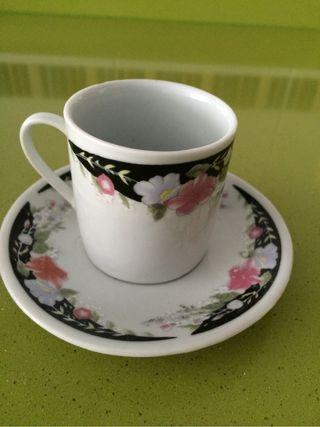 Tazas de café nuevo
