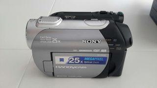 Cámara video Handycam DCR-DVD306E nueva