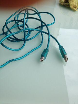 Cable Impresora 3 Metros