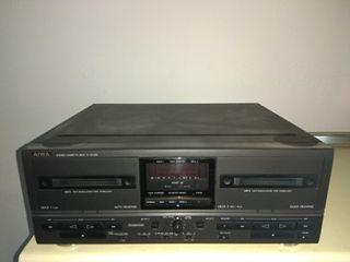 Pletinas cassette Aiwa Z-D200E