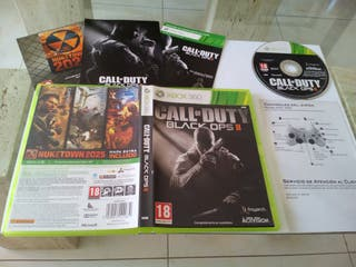 Xbox 360 - Call of Duty Black Ops 2