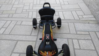 kart a pedales