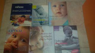 Libros de crianza infantil