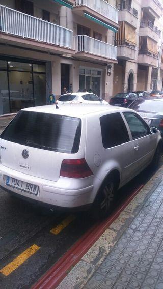 Volkswagen golf 16 gasolina