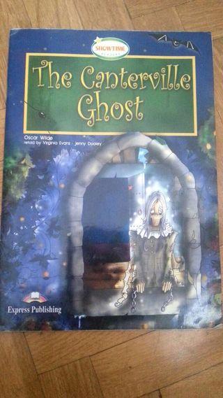 Libro en inglés the canterville ghost