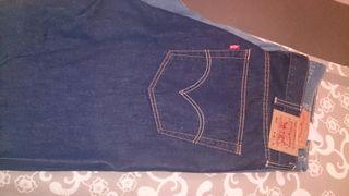 Lote 2 pantalones levis 501