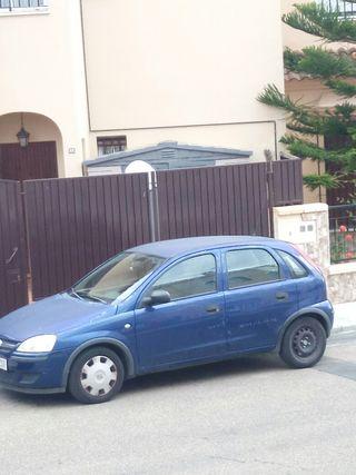 Opel corsa gasolina
