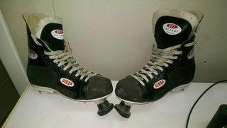 Botas de patines