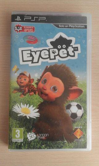 Eyepet con cámara original