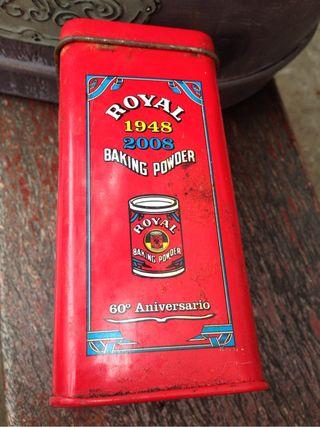 Royal, lata edición 60 aniversario