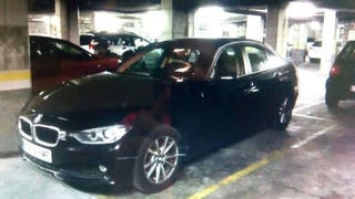 BMW 320 Diesel.
