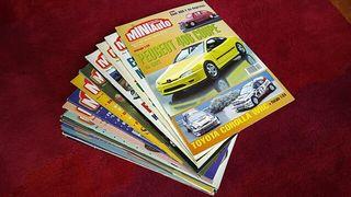 Revistas Miniauto