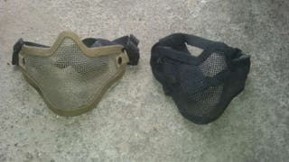 Máscaras de airsoft