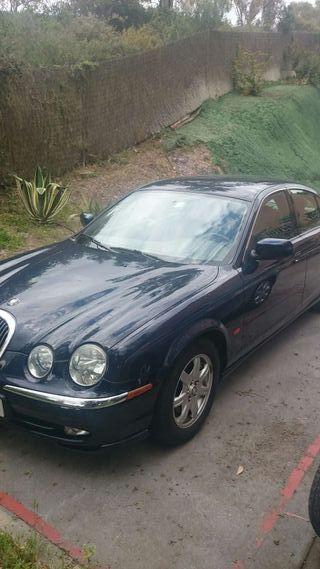 Jaguar Stype 3.0 manual,Gasolina, 248cv año 2001