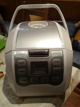 Robot De Cocina Cook10