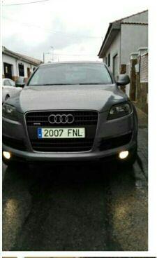 Audi Q7 3.0Quattro 233cv