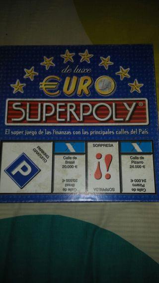Euro Superpoly de luxe