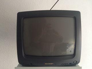 TV Sharp CRT 37am-23s