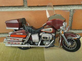 Maqueta Harley Davidson