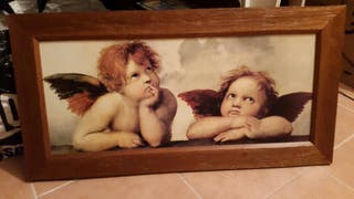 Cuadro angelitos