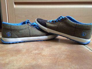 Zapatillas. El Ganso.