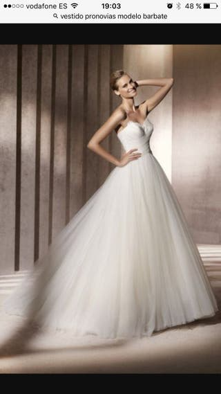 Vestidos novia baratos tarragona