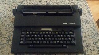 Maquina de escribir Olivetti ET-Compact-60