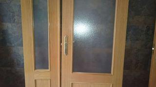 Puerta separadora ambiente