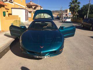 Pontiac firebird 3.4