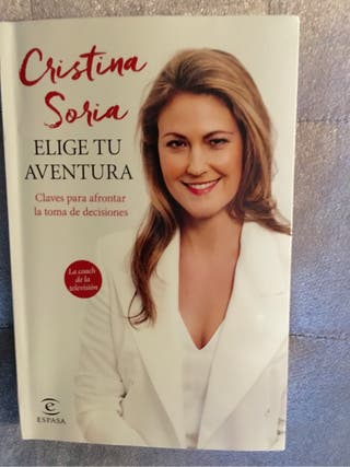 Cristina Soria ,Elige tu aventura