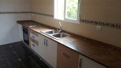 Muebles y bancadas de cocina de granito de segunda mano - Bancadas de cocina ...