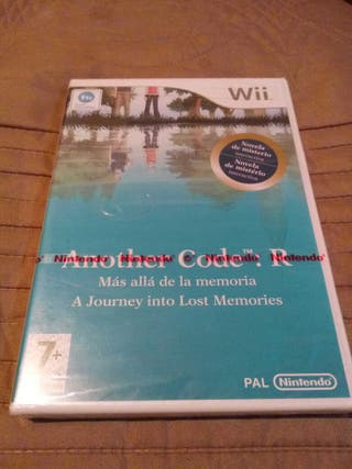 Another Code : R Mas alla de la memoria Wii