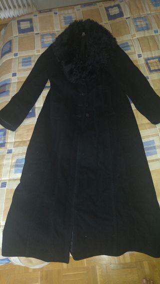 Abrigo Zara talla L