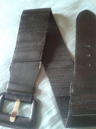 Cinturón ancho elástico