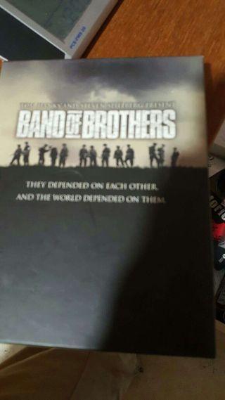 Hermanos de sangre dvd
