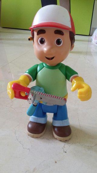 Muñeco mani manitas