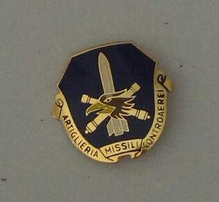 Medalla Militar Ejército Italiano.