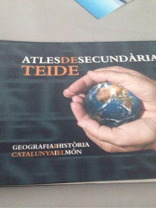 Atlas de secundariaTeide
