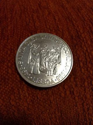 Moneda de plata de 1000 escudos