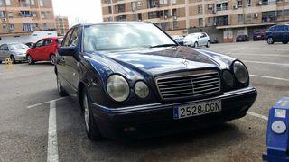 Mercedes E290TDI avangart automatico.cargado de extras