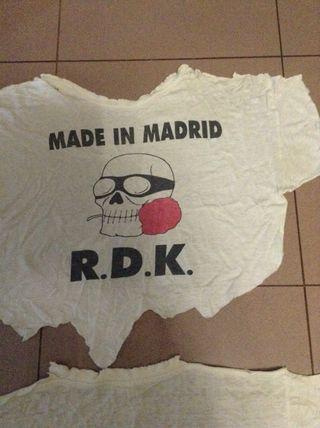 Camiseta radikal