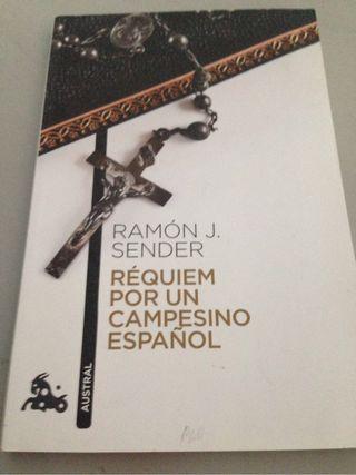 Libro Réquiem por un campesino español