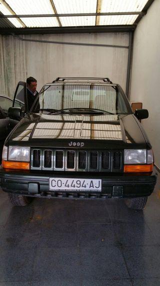 Jeep gran cherokee laredo 4.0