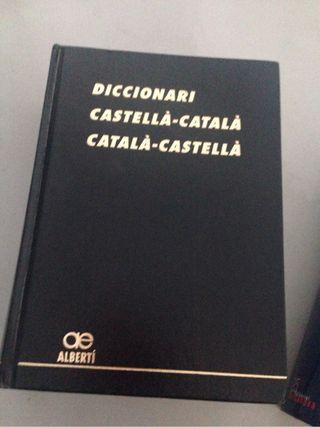 Diccionario Castellà Català