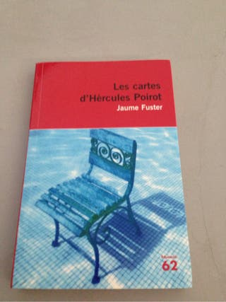 Libro Les Cartes d, Hércules Poirot